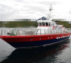 22m Fast Ambulance : Crew Patrol Boatl-8