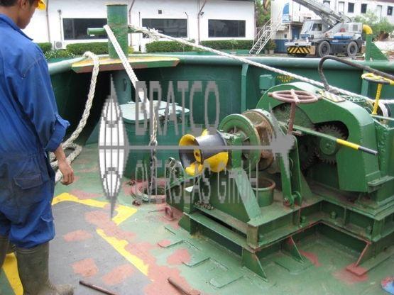 41.25m Bollard Pull Anchor Handling Utility Tug