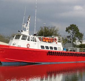 80ft Aluminum Crew Boat -2772