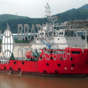DP2 Subsea Support Vessel