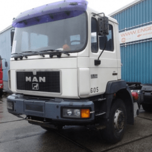 MAN 19.403FLT (EURO 2 / ZF16 MANUAL GEARBX / REDUCTION AXLE)