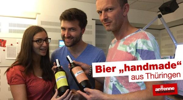 Broihan und Rotbier Antenne Thueringen