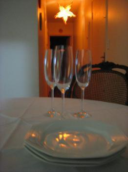 Preparação para o projeto Veuve Underground: champagne e ovas 'tipo caviar'