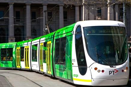 Melbourne implanta sistema de viagens gratuitas no centro da cidade