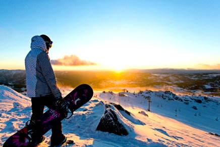 NEVE NA AUSTRÁLIA? Yes. Veja 10 Lugares para Esquiar na Austrália