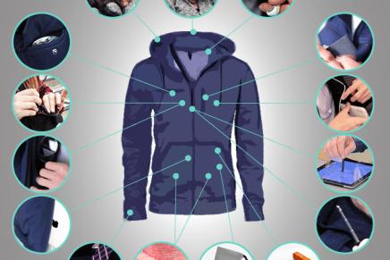 Conheça a jaqueta que vai supreender qualquer bom viajante