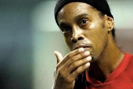 Ronaldinho recebe proposta para jogar no futebol da Austrália