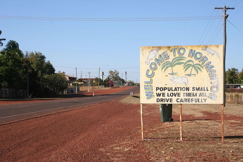 Drigir na Austrália
