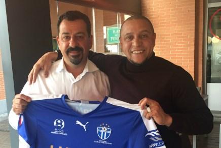 Roberto Carlos será treinador de um clube de futebol na Austrália