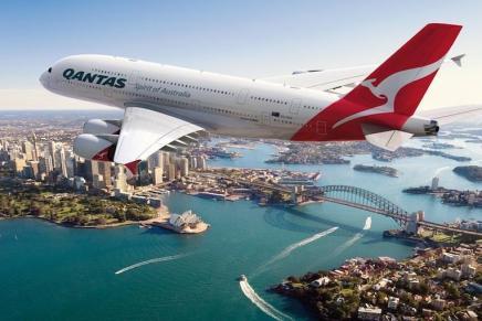 Qantas anuncia plano de vôos diretos entre Austrália e Brasil