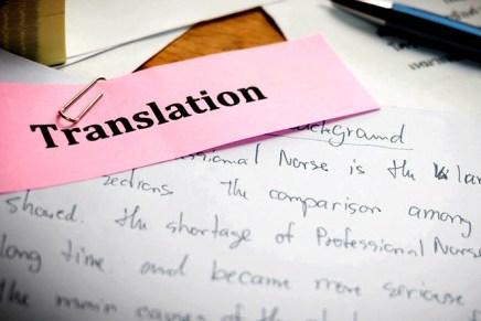 Como economizar dinheiro na Tradução juramentada para o Intercâmbio