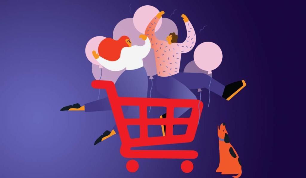 BRaustralia Redirecionamento de Compras