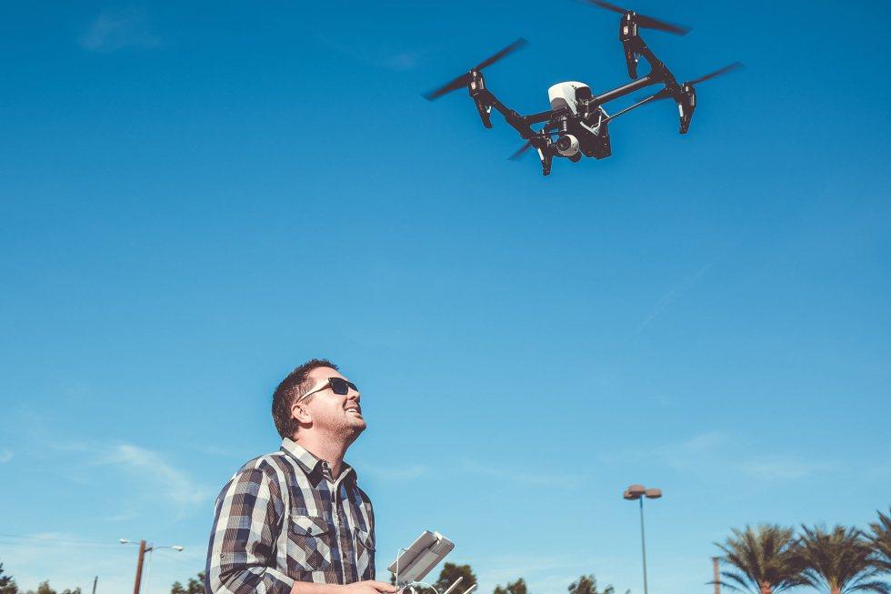 Comprar Drone no exterior