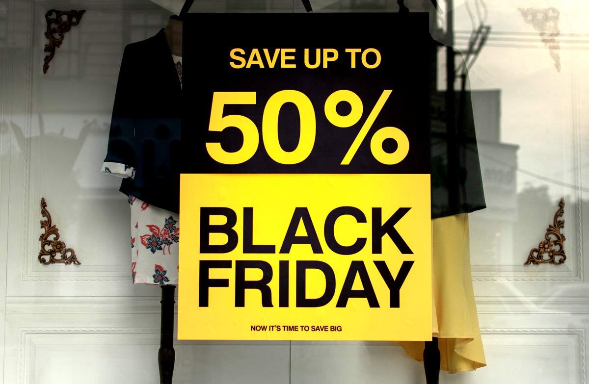 Black Friday na Austrália