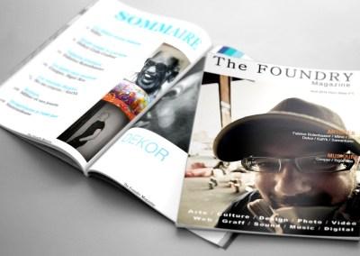 Edition de Magazine