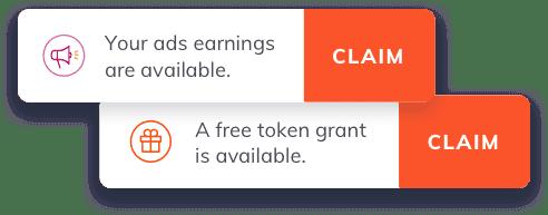 brave reward grant banners