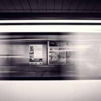Subway, Study in Black
