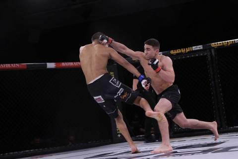 BRAVE CF 40: Machaev dominates Yousaf, takes next step towards  Featherweight title shot