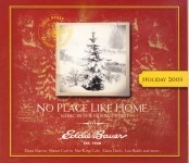 No Place Like Home Eddie Bauer Holiday 2003 EMI 2003 Feliz Navidad