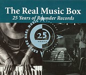The Real Music Box-25 Years of Rounder Records Rounder Records CD AN 25 (Box Set Bonus Disc) 1995 Happy Wanderer