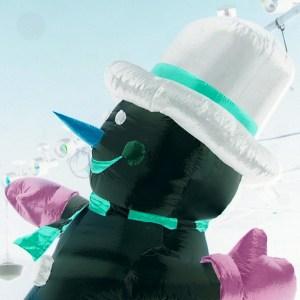 frosty negative