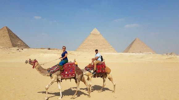 Egipto: Primeras Impresiones