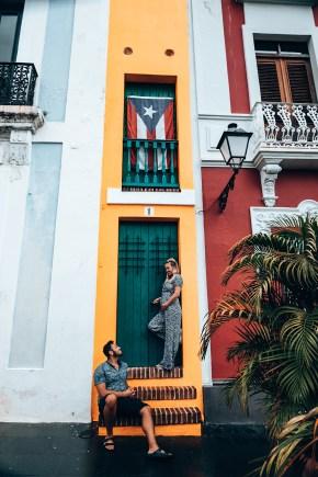 San Juan stops for content creators