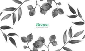 Brave est une série d'entretiens avec des femmes qui ont du cran.