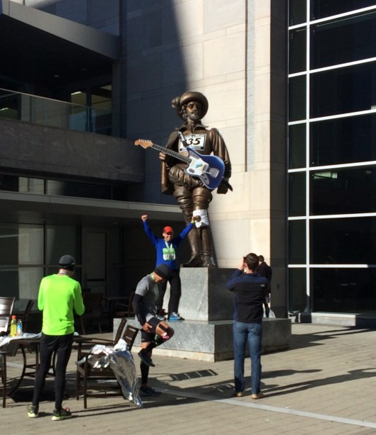 Sir Walter Raleigh rocked out