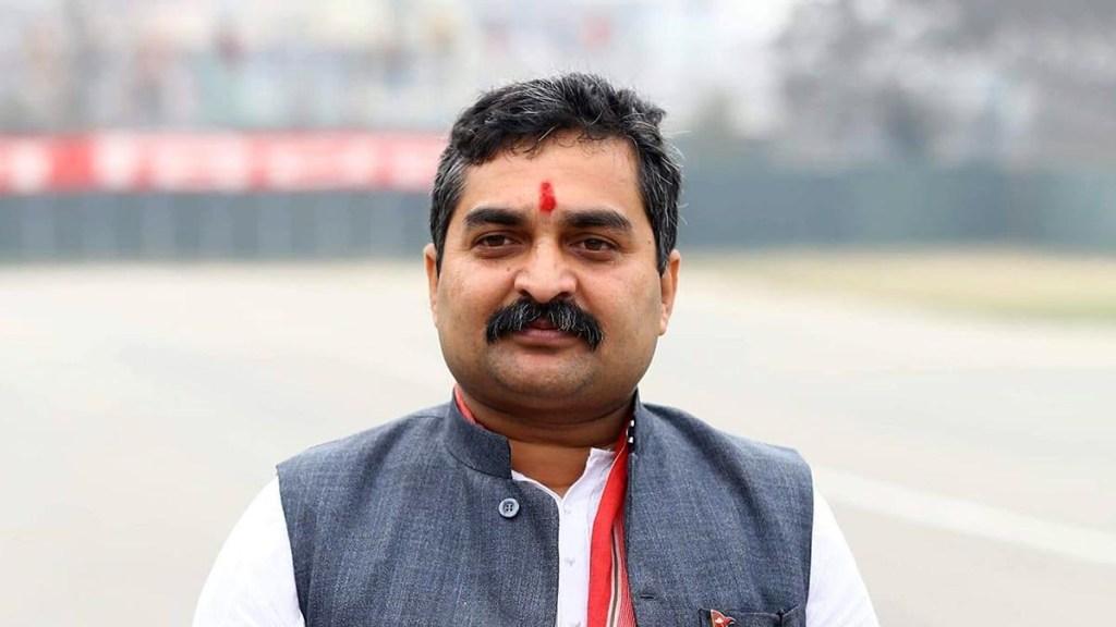 Chief of Province 2 Rajesh Jha