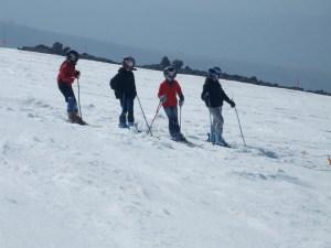 Ski Year Round With Rainer, Steph and Ron