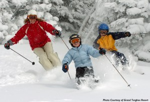 Why My Family Loves Skiing at Grand Targhee, Wyoming
