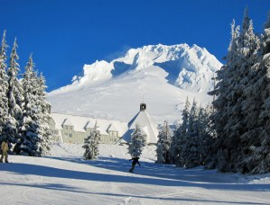 Timberline, Oregon: Ski Year-Round on Mount Hood