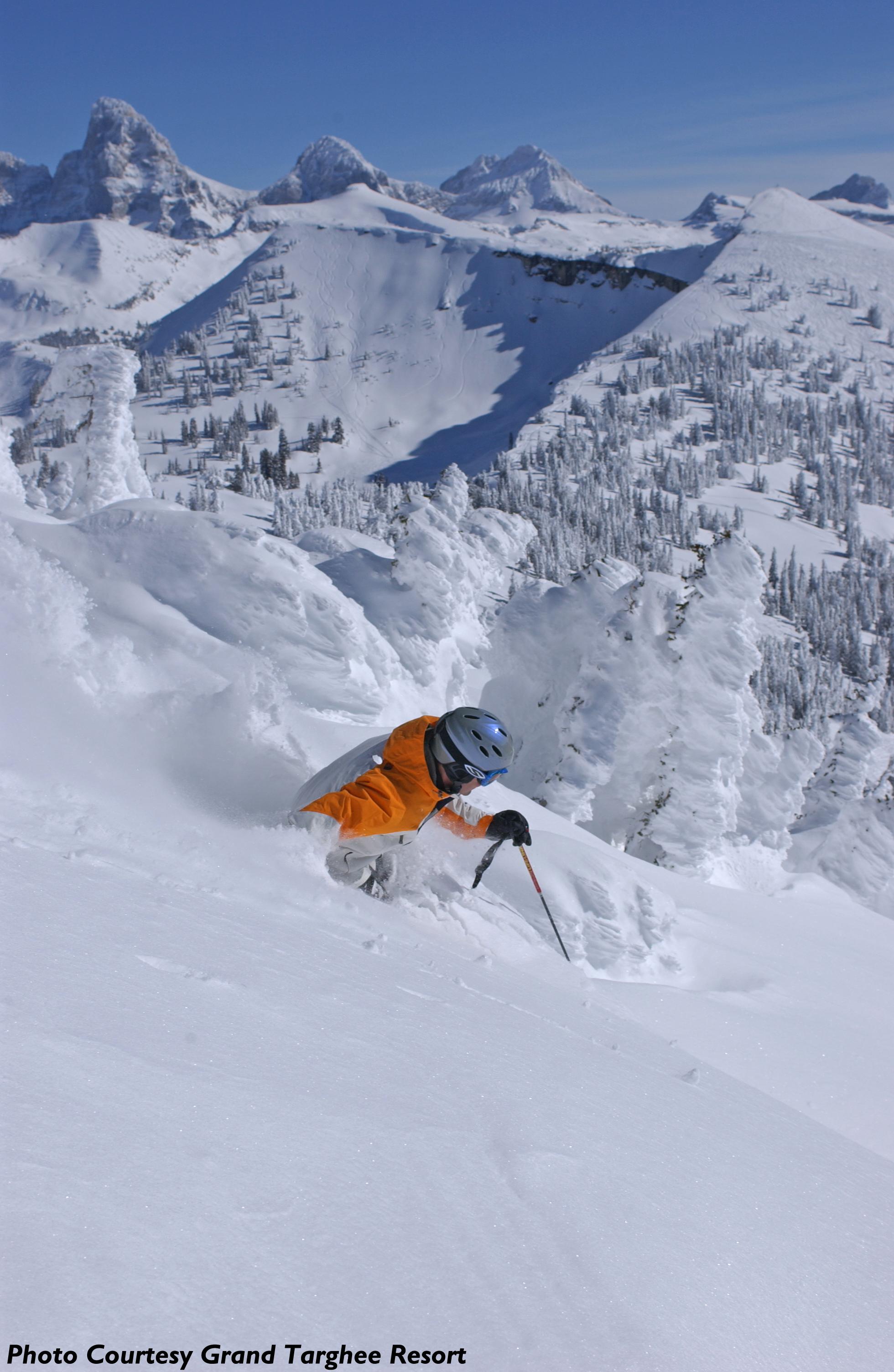 Why My Family Loves Skiing At Grand Targhee Wyoming The Brave - Grand targhee resort