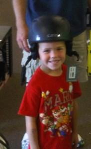 Ski Helmets: Should Kids Have a Choice?
