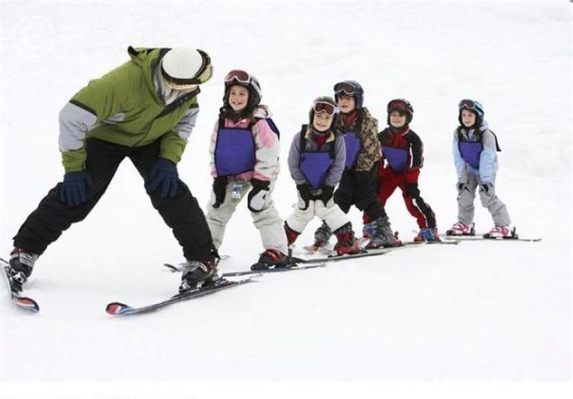 ski school at lookout pass idaho