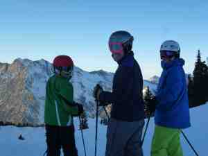 Skiing Alta is a Family Tradition
