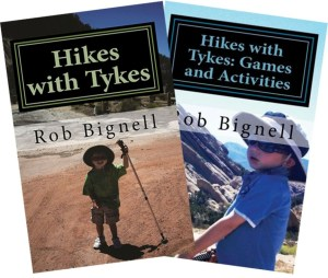 hike with tykes book covers