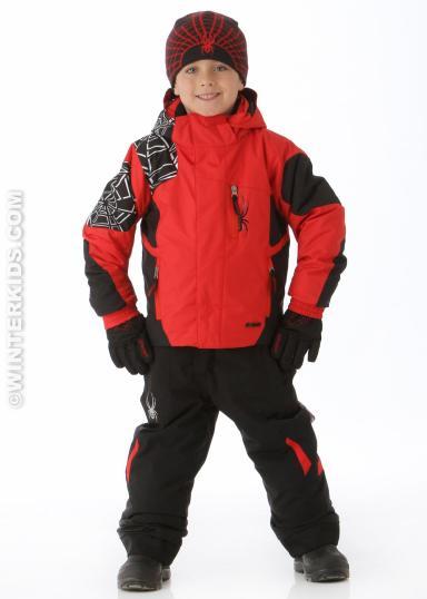 Winterkids.com spyder mini challenger jacket winterkids.com