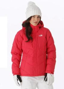 North Face Amore Down Jacket barberry pink