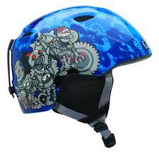 ski n see utah boys junior giro slingshot helmet