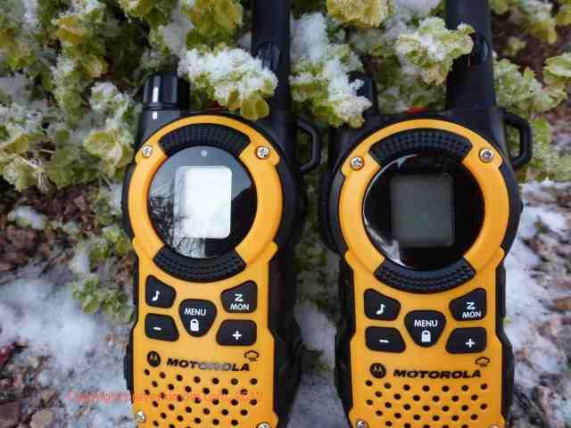 motorola 350R 2 way radios