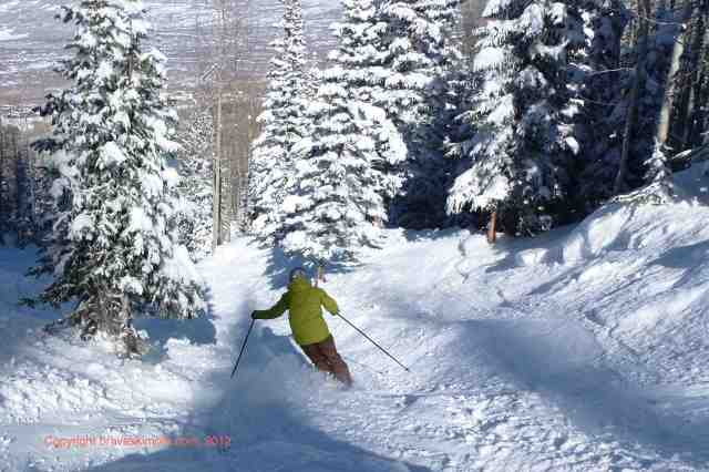 ski colorado perfect day at powderhorn