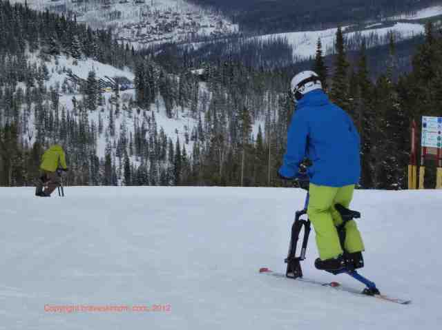 ski biking winter park colorado
