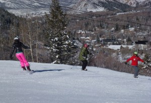 Ski Camp, Day Three: The Keys to the Kingdom