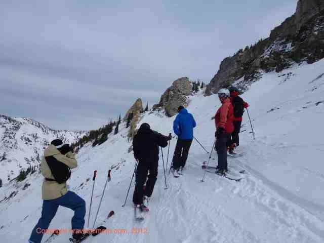 alta ski gang