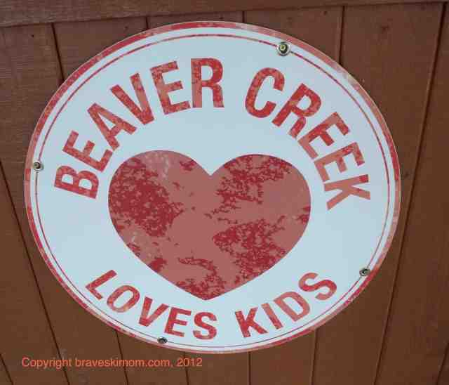 beaver creek loves kids