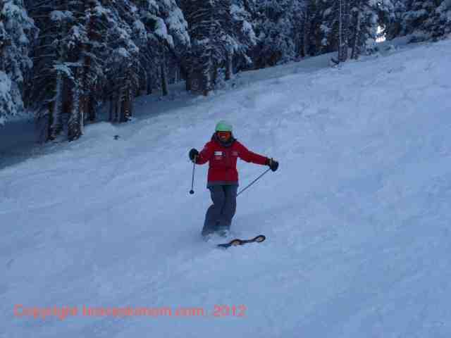 coach lisa heininger aspen mountain