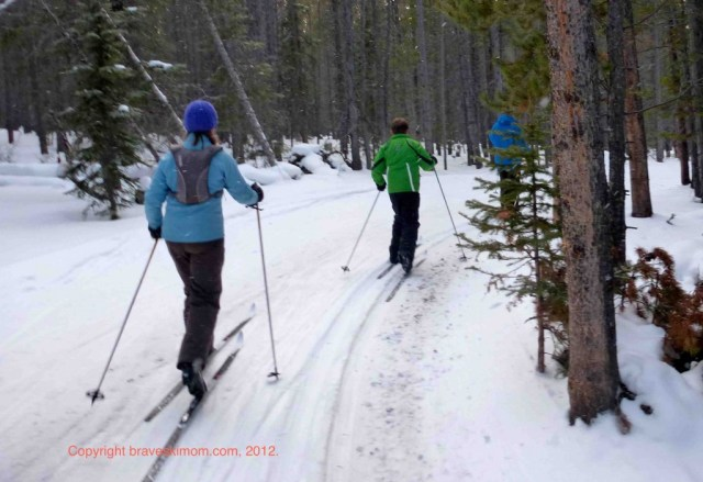nordic trails eldora