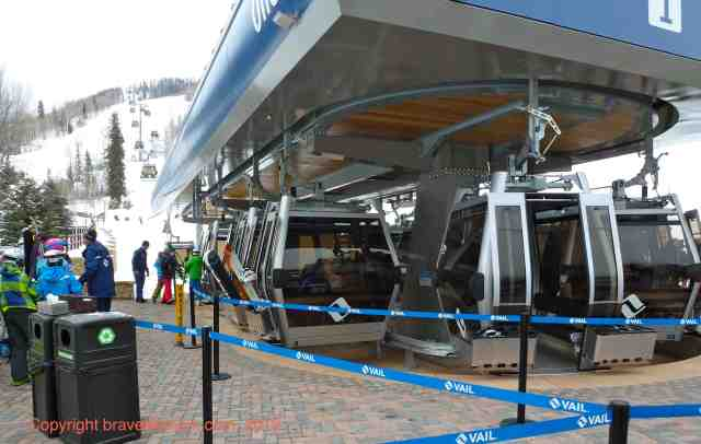 vail new gondola